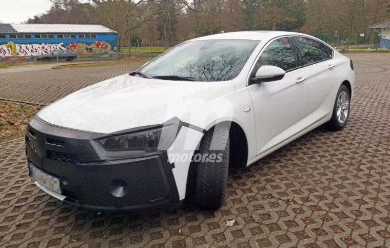 2020 - [Opel] Insignia Grand Sport Restylée  - Page 2 8a674d10
