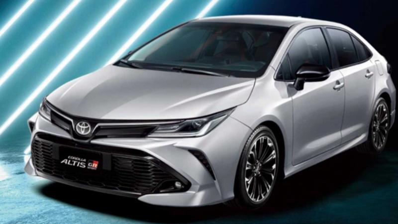 2018 - [Toyota] Corolla Sedan - Page 2 8a6f3b10