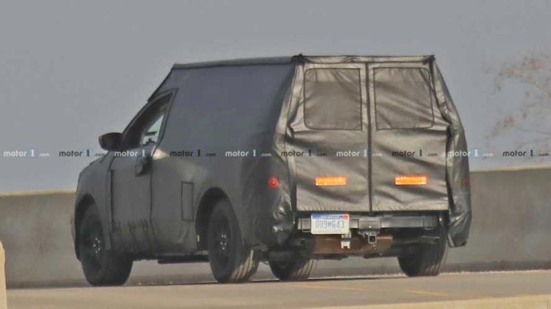 2020 - [Ford] Pickup  8a70f410