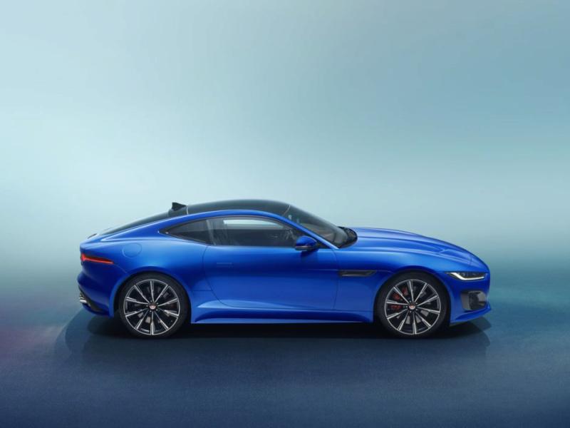 2021 - [Jaguar] F-Type restylée - Page 3 8a82d110