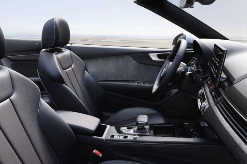 2020 - [Audi] A5 Coupé/Cab/SB restylée 8a888310