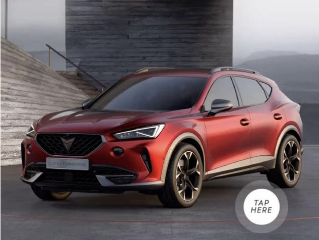 2019 - [Cupra] Formentor concept - Page 2 8aa00310