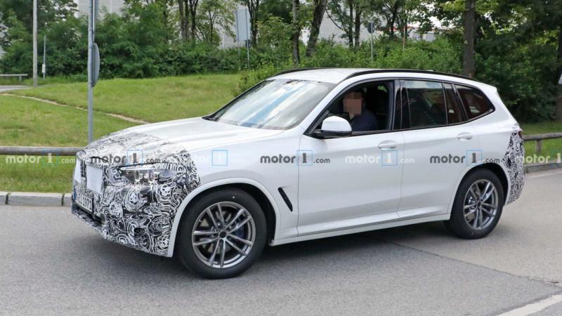 2021 - [BMW] X3 restylé  8aa3d110