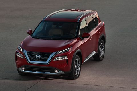 2021 - [Nissan] X-Trail IV / Rogue III - Page 4 8afb9210