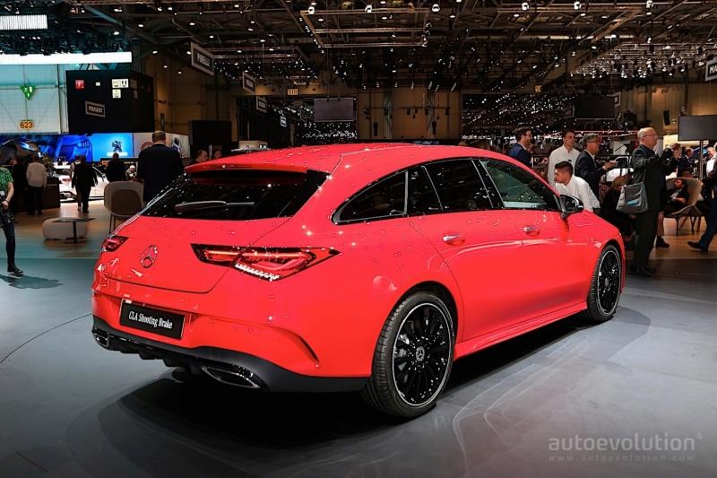 2019 - [Mercedes-Benz] CLA Shooting Brake II 8b23aa10