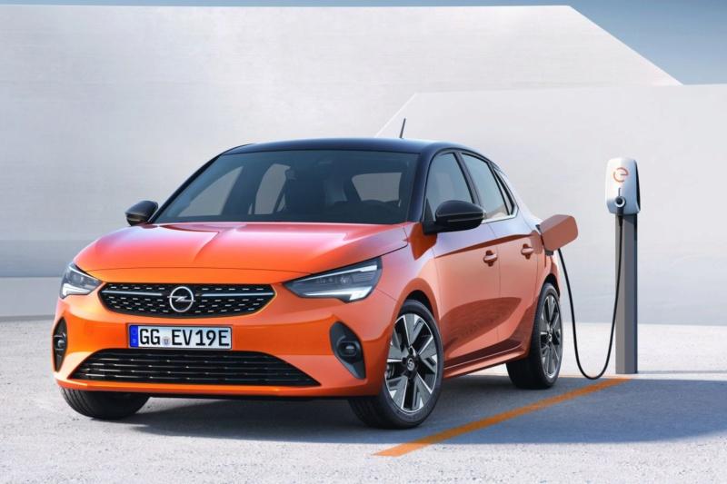 Opel Corsa F (2019) 4