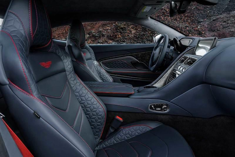 2019 - [Aston Martin] DBS Superleggera 8b400d10