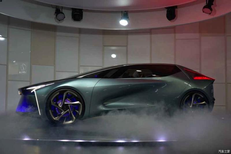 2019 - [Lexus] LF-30 Electrified Concept 8b4f2f10