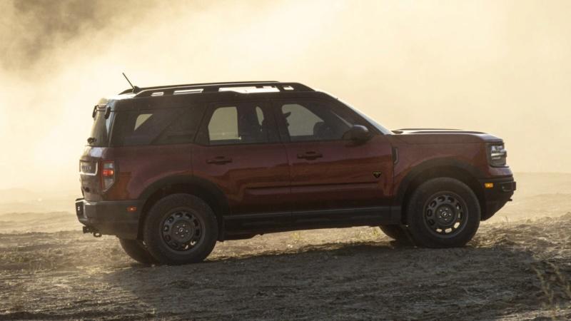 Ford Bronco / Sport (2020) 76