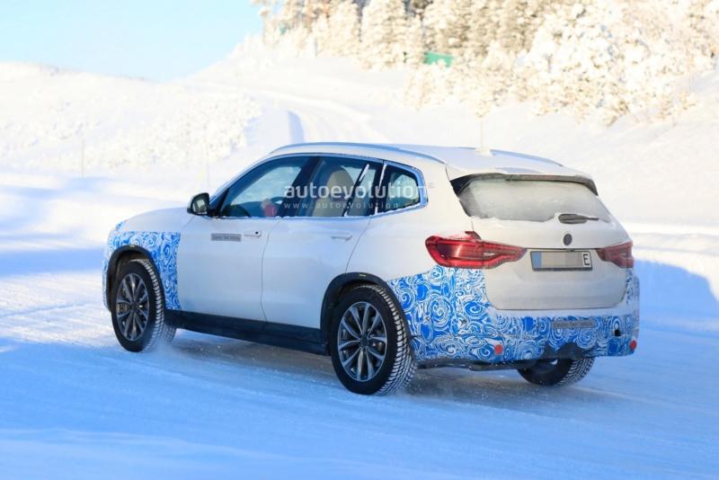 2016 - [BMW] X3 [G01] - Page 12 8b901710