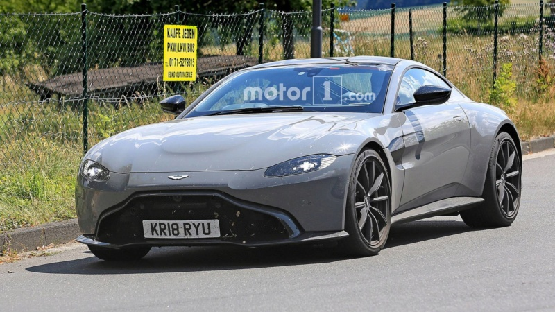 2017 - [Aston Martin] Vantage - Page 3 8b949a10
