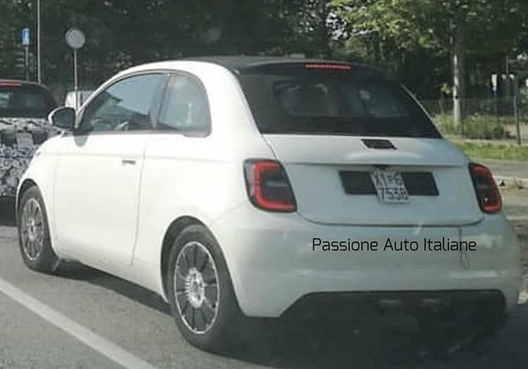 Fiat 500e (2020) 89