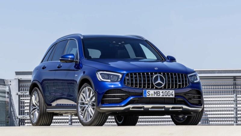 2018 - [Mercedes-Benz] GLC/GLC Coupé restylés - Page 4 8ba7c310