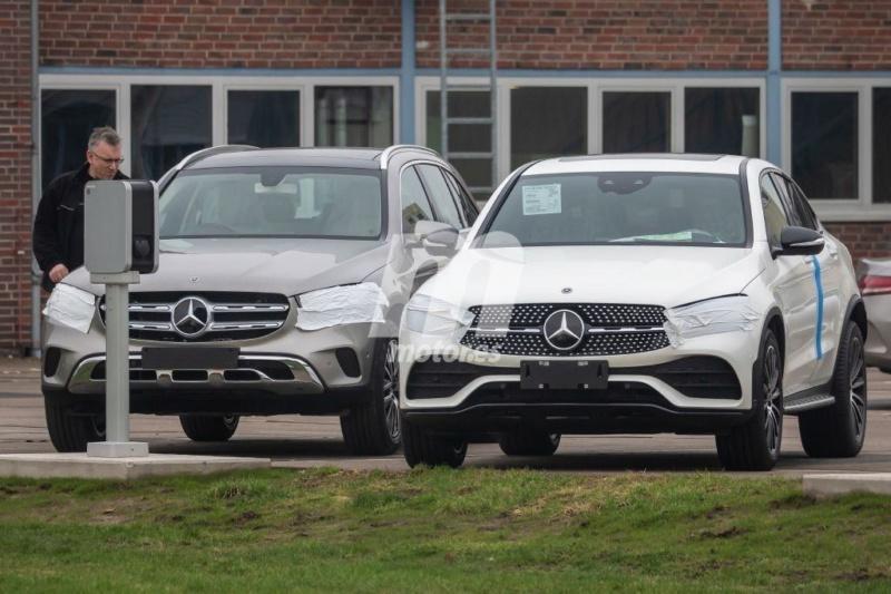 2018 - [Mercedes-Benz] GLC/GLC Coupé restylés - Page 2 8bcaa510