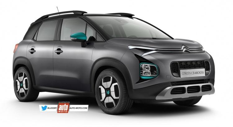 2021 - [Citroën] C3 Aircross restylé 8bcabe10