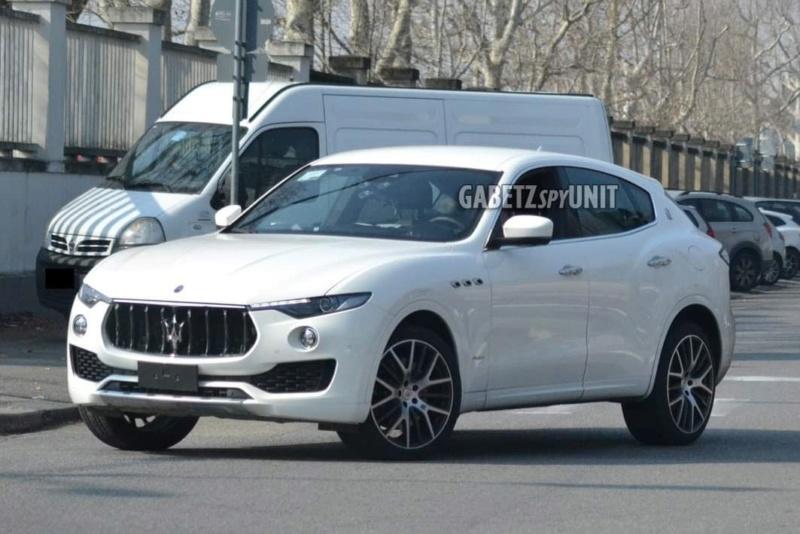 2016 - [Maserati] Levante - Page 11 8bcf7a10