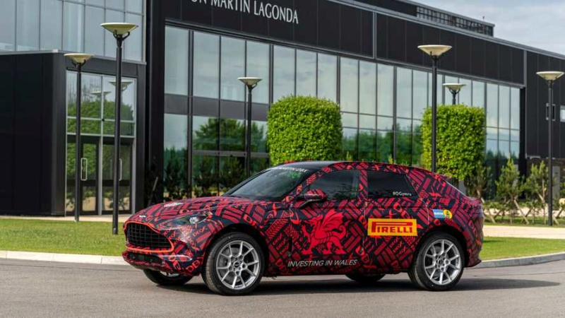 2019 - [Aston Martin] DBX - Page 3 8be32310