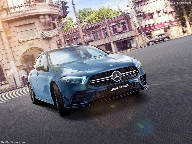 2018 - [Mercedes-Benz] Classe A Sedan - Page 6 8be78f10