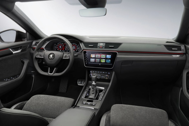 2018 - [Skoda] Superb restylée  - Page 3 8bed9810