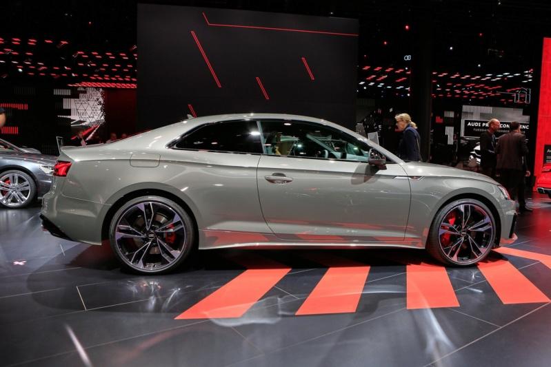 2020 - [Audi] A5 Coupé/Cab/SB restylée 8c02f310