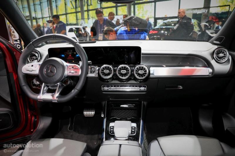 2018 - [Mercedes-Benz] GLB - Page 8 8c0c7f10