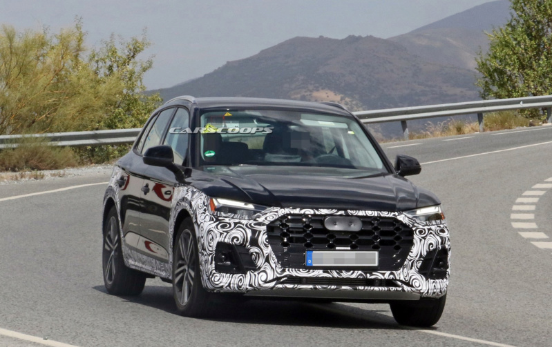 2020 - [Audi] Q5 II restylé 8c38b710