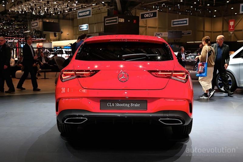 2019 - [Mercedes-Benz] CLA Shooting Brake II 8c3ad110