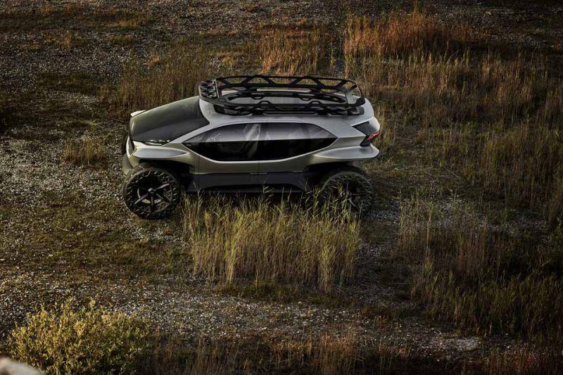 2019 - [Audi] AI:me E-Tron / AI:Trail Quattro - Page 2 8c55b710