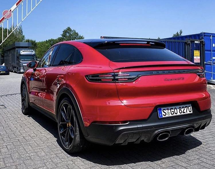 2019 [Porsche] Cayenne coupé - Page 6 8c609110