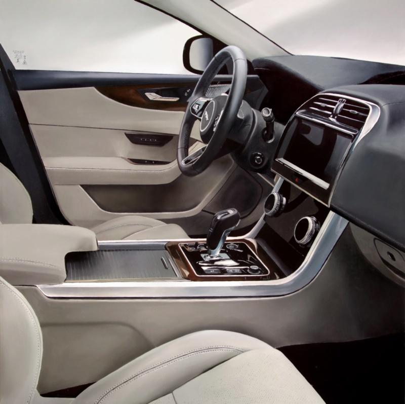 2019 - [Jaguar] XE restylée  8c62bc10