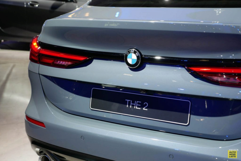 2020 - [BMW] Série 2 Gran Coupé [F44] - Page 11 8c833e10