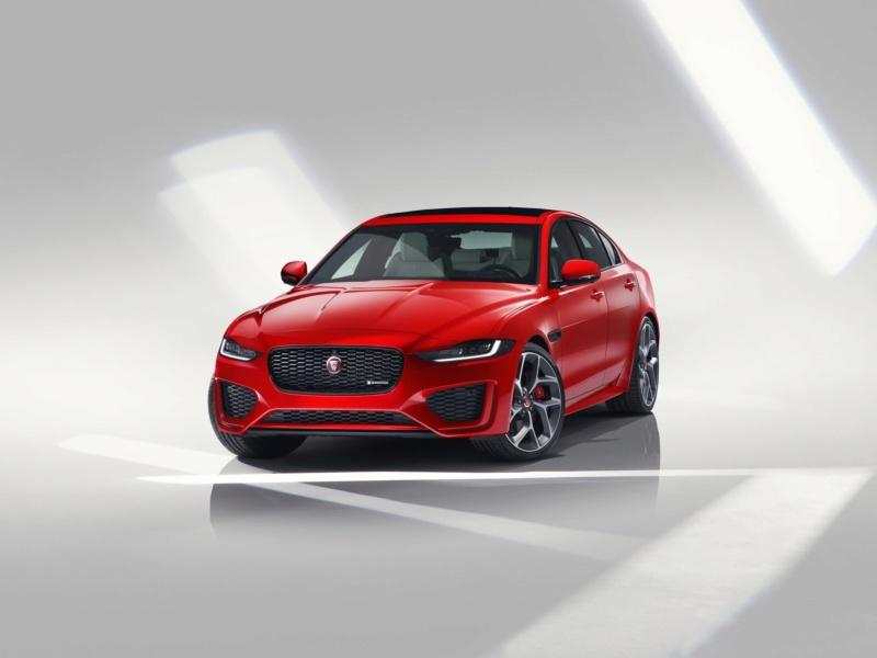 2019 - [Jaguar] XE restylée  8cbad410