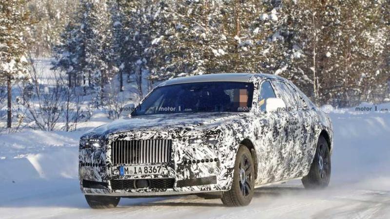 2020 - [Rolls-Royce] Ghost II 8cbf7710