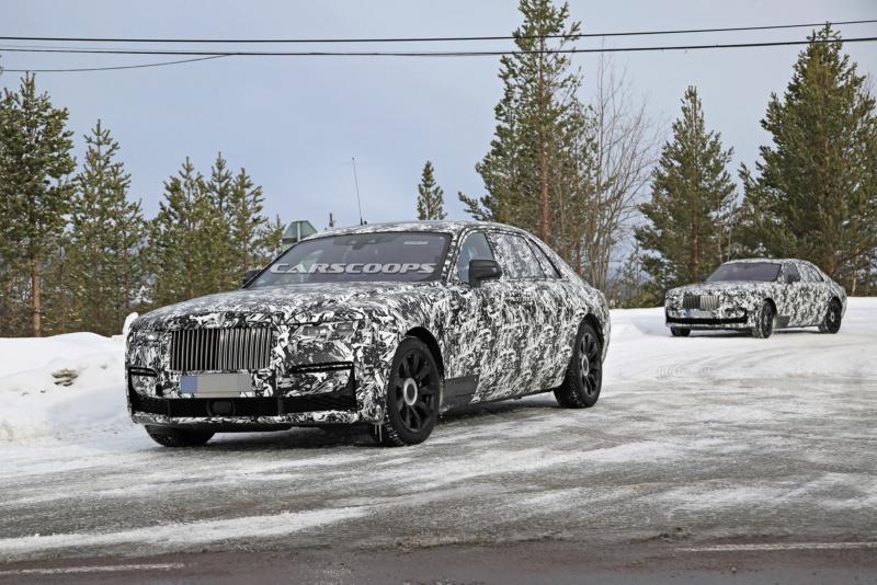 2020 - [Rolls-Royce] Ghost II 8ccf1710