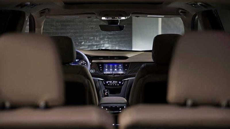 2019 - [Cadillac] XT6 8ccf2910