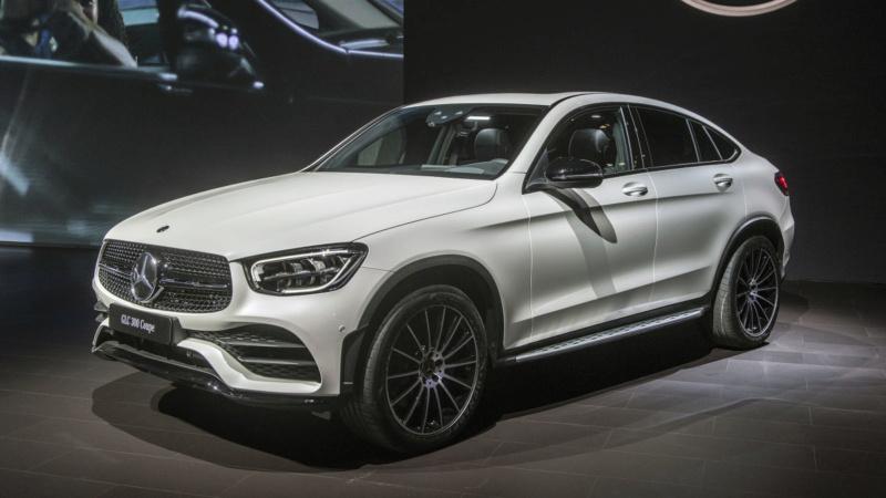 2018 - [Mercedes-Benz] GLC/GLC Coupé restylés - Page 4 8ce8c110