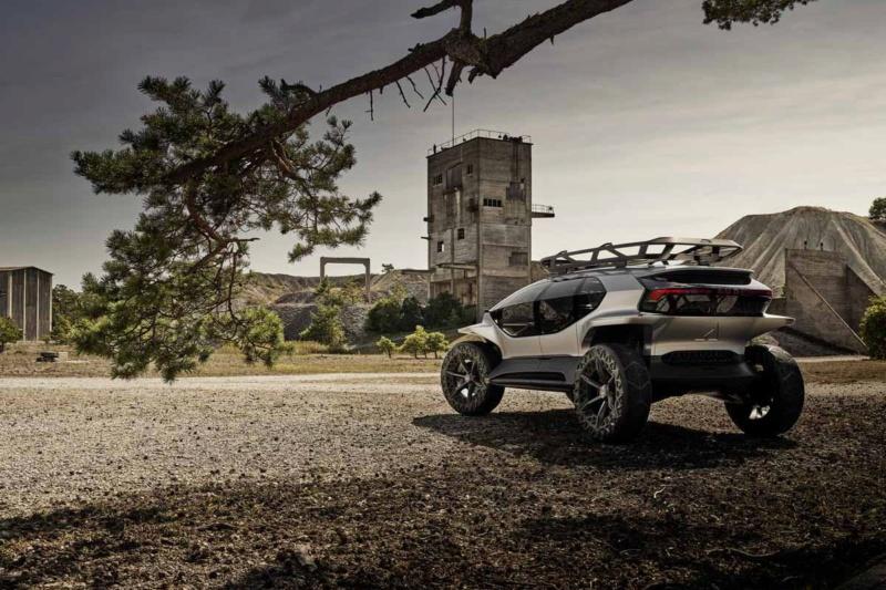 2019 - [Audi] AI:me E-Tron / AI:Trail Quattro - Page 2 8ce94e10