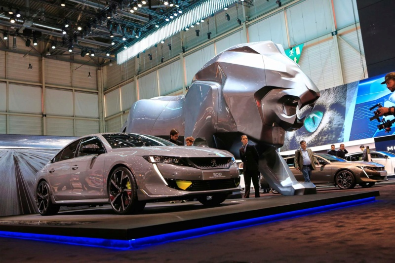 2019 - [PEUGEOT] Concept 508 Peugeot Sport Engineered - Page 16 8cf55510
