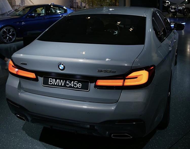 2020 - [BMW] Série 5 restylée [G30] - Page 10 8d2af210