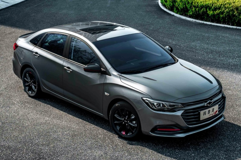 2019 - [Chevrolet] Monza (Chine) 8d671110