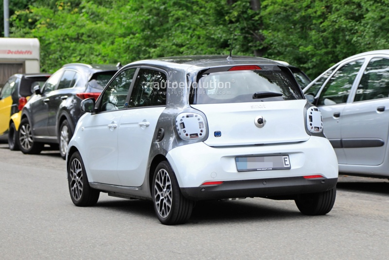 2019 - [Smart] ForTwo III Restylée [C453]  - Page 2 8d6d9610