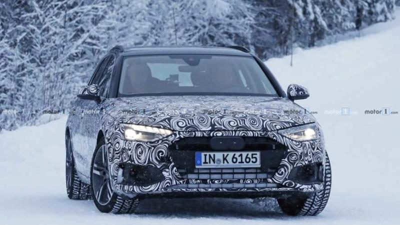 2018 - [Audi] A4 restylée  - Page 3 8d702c10