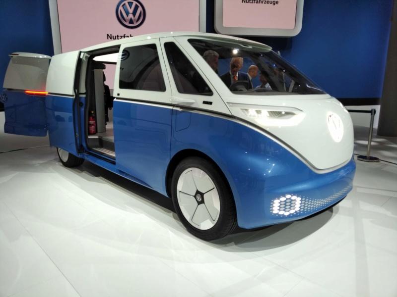 2017 - [Volkswagen] Electric VW Microbus concept - Page 2 8d7cc610