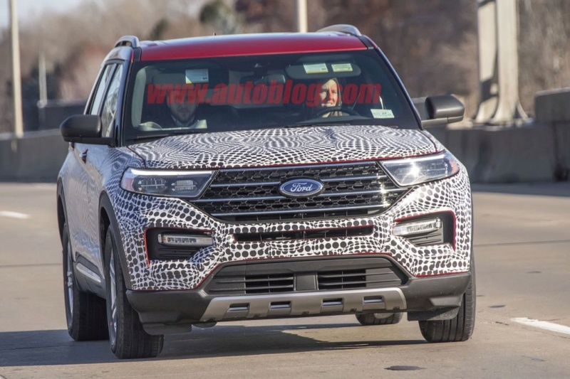2019 - [Ford] Explorer 8d812610