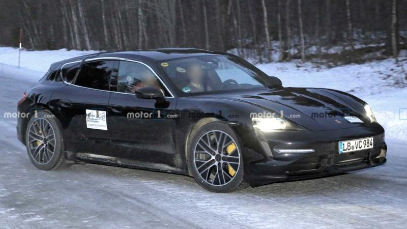 2020 - [Porsche] Taycan Sport Turismo 8dabe110