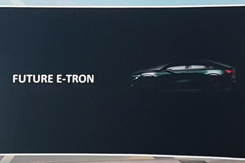 2020 - [Audi] E-Tron Sportback 8dc66910