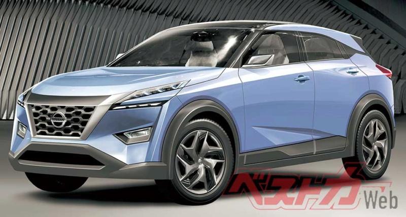 2020 - [Nissan] Ariya [PZ1A] 8dd41f10