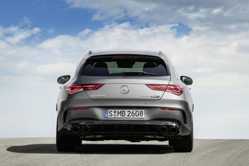 2019 - [Mercedes-Benz] CLA Shooting Brake II 8dddd510
