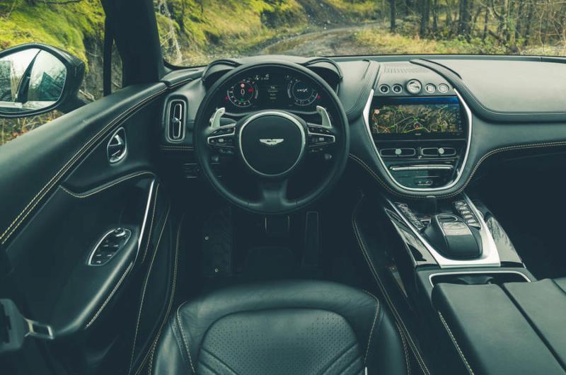 2019 - [Aston Martin] DBX - Page 9 8de21e10