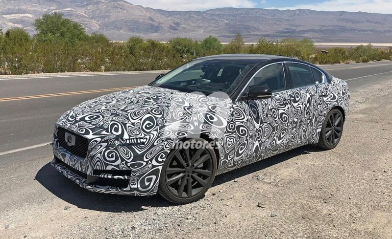 2019 - [Jaguar] XE restylée  8df57510